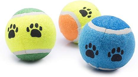 Petper Cw-0039EU - Juguete de pelotas para perros, pelotas de ...