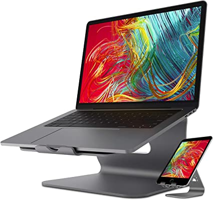 supporto per computer per telefono cellulare-argento Bellissimo design supporto per tablet