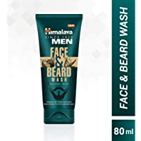 Himalaya Men Face And Beard Wash, 80ml