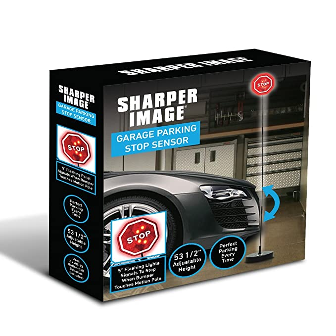 Garage Parking Stop >> Amazon Com Sharper Image Si Aa11 Garage Parking Sensor Automotive