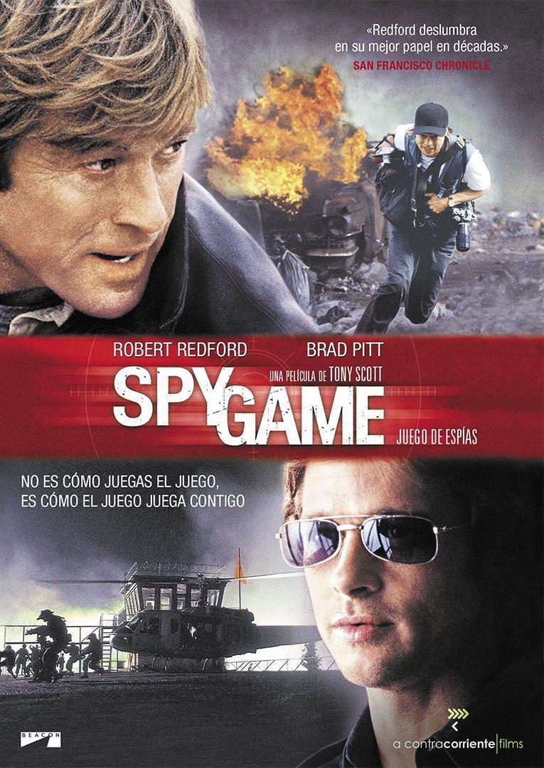 Amazon Com Spy Game Juego De Espias Movies Tv