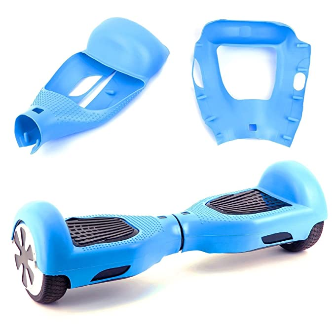 Amazon.com: kglobal silicona Cove para 2 ruedas Scooter de ...