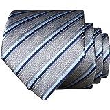 ネクタイ 【EVENHOME】 ブランド ネクタイ おしゃれ ネクタイ ストライプ 就活 7CMネクタイ防水加工 紳士向けのビジネス着用 様々な色が選択可能