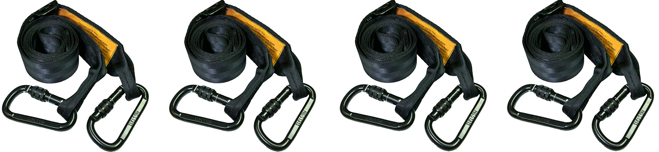 Hunter Safety System LCS Lineman's Climbing Strap (Fоur Расk)