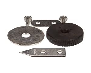 Edlund KT1100 Knife and Gear Replacement Kit for #1 Old Reliable Can Openers