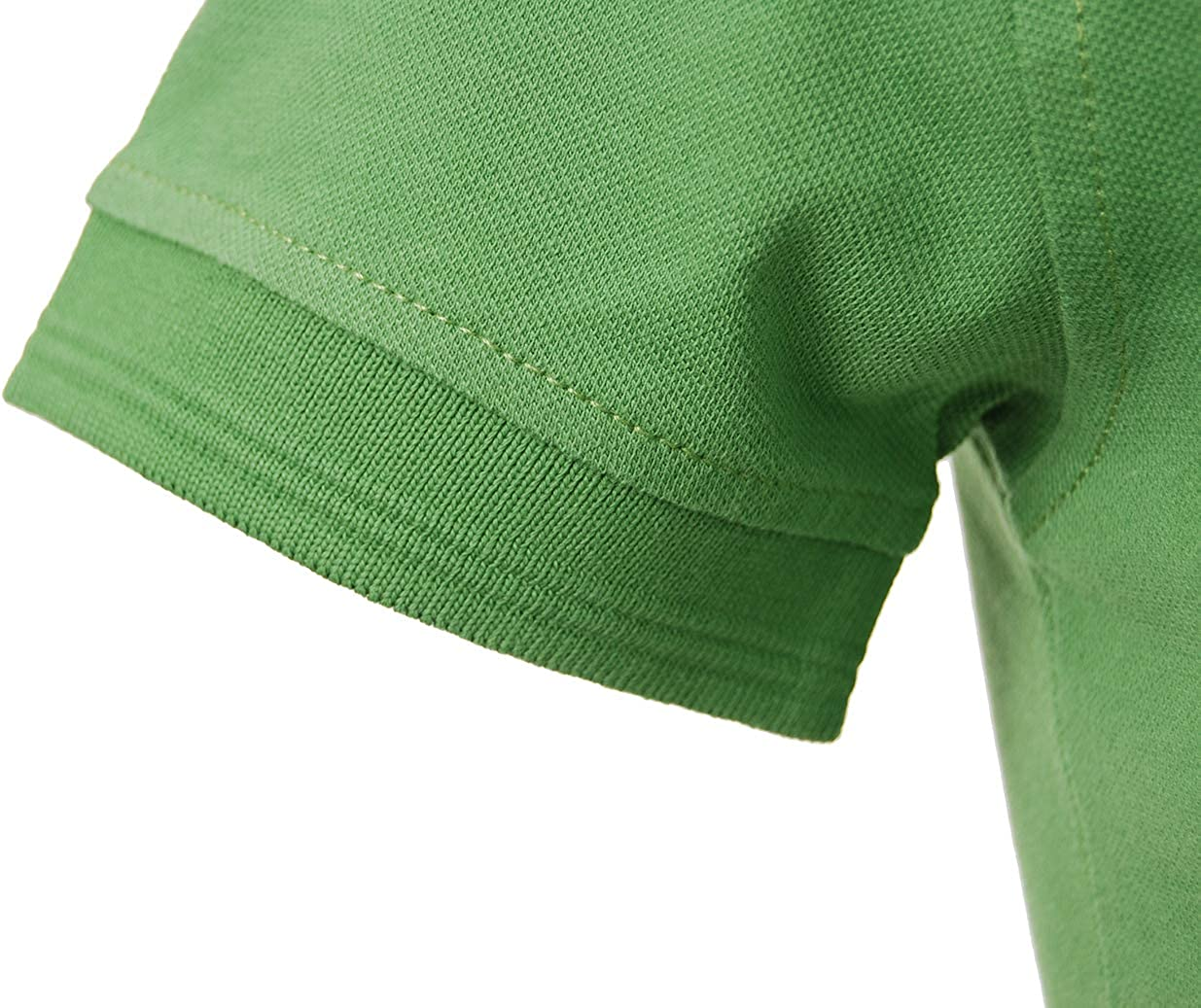 Trachtenpolo-Shirt Damen blau und grau mit Hirsch-Stick S, Kiwi Pique-Baumwolle und Elasthan Polo-Shirt in tannen-gr/ün alle Gr/ö/ßen