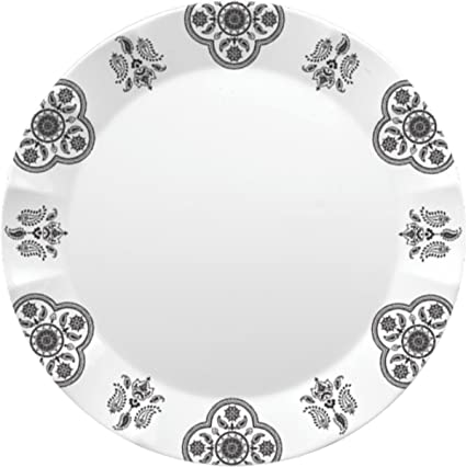 Servewell Perfect Harmony Dora Melamine Side Plate Set 19cm Set of 6 White  sc 1 st  Amazon.in : dora plate set - pezcame.com