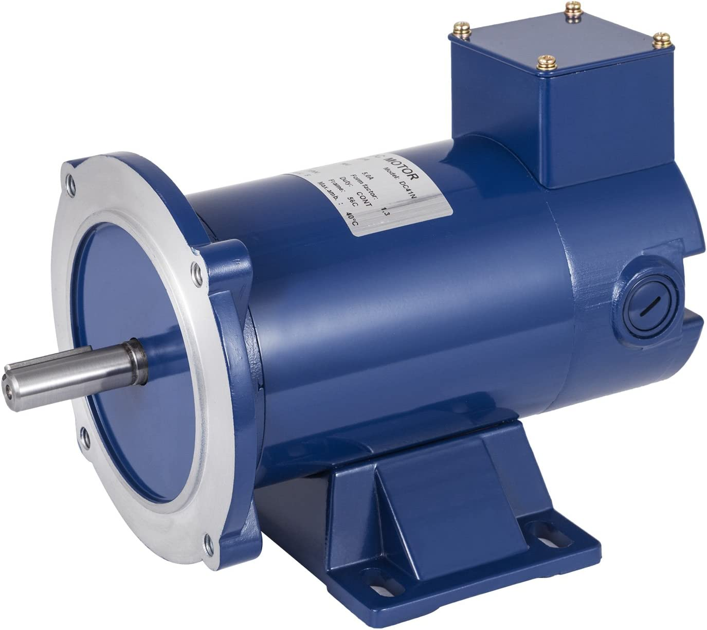 DC MOTOR 1//4~3 HP 56C Frame 1750RPM TEFC MAGNET Permanent Dominate Generally