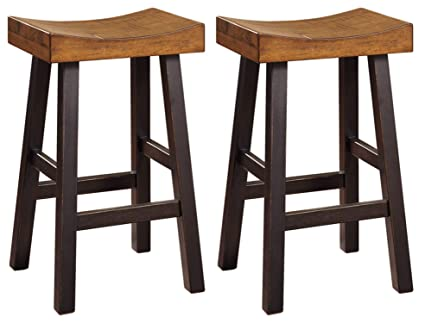 Image Unavailable. Image Not Available For. Color: Ashley Furniture  Signature Design   Glosco Barstool ...