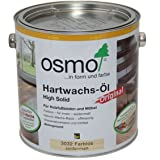 OSMO Huile-Cire Original, 3032 satinée, incolore - 2,5 Liter