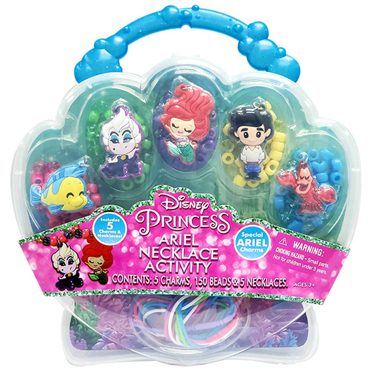 Tara Toys Princess Ariel Necklace Activity Set - Amazon Exclusive