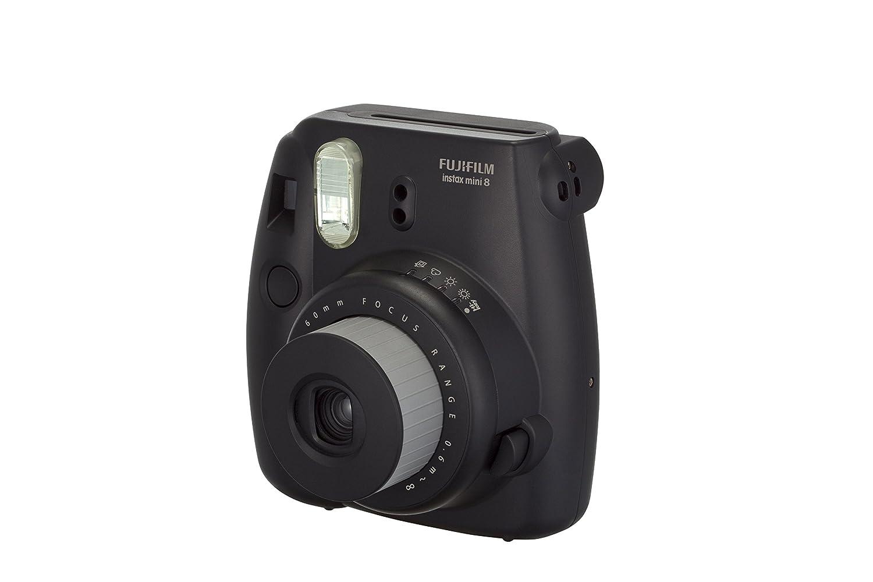 polaroid camera fujifilm instax mini film photo picture fun flash viewfinder new ebay. Black Bedroom Furniture Sets. Home Design Ideas