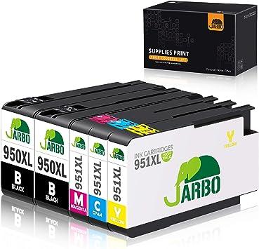 Amazon.com: JARBO - Cartucho de tinta compatible con HP ...