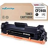 MyCartridg 244A Toner Compatibili HP CF244A 44A per HP Laserjet Pro M15a M15w M16 M17a M17w MFP M28a MFP M28w MFP 29 MFP M30a MFP M30w(Nero)