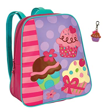 Stephen Joseph Girls Cupcake Backpack with