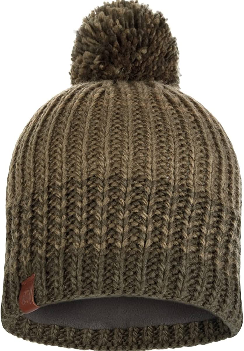 Buff Mens Knitted Hat Knitted Hat