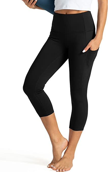 Starlemon Joggers for Women with Pockets High Waist Yoga Sweatpants Sports Workout Training Running Womens Lounge Pants