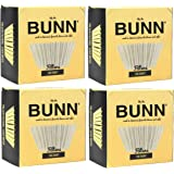 BUNN BCF100-B 100-Count Basket Filter (Pack of 4)