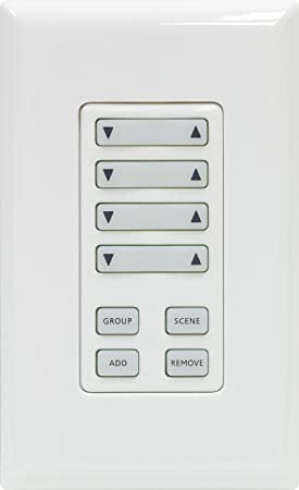 ge 45631 wave wireless lighting. ge 45631 zwave wireless lighting groupscene controller wall mount ge wave