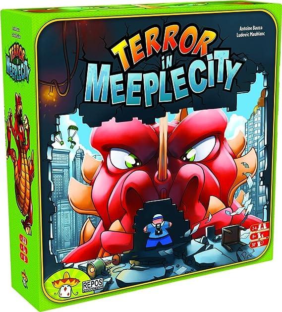 Terror In Meeple City: Amazon.es: Juguetes y juegos
