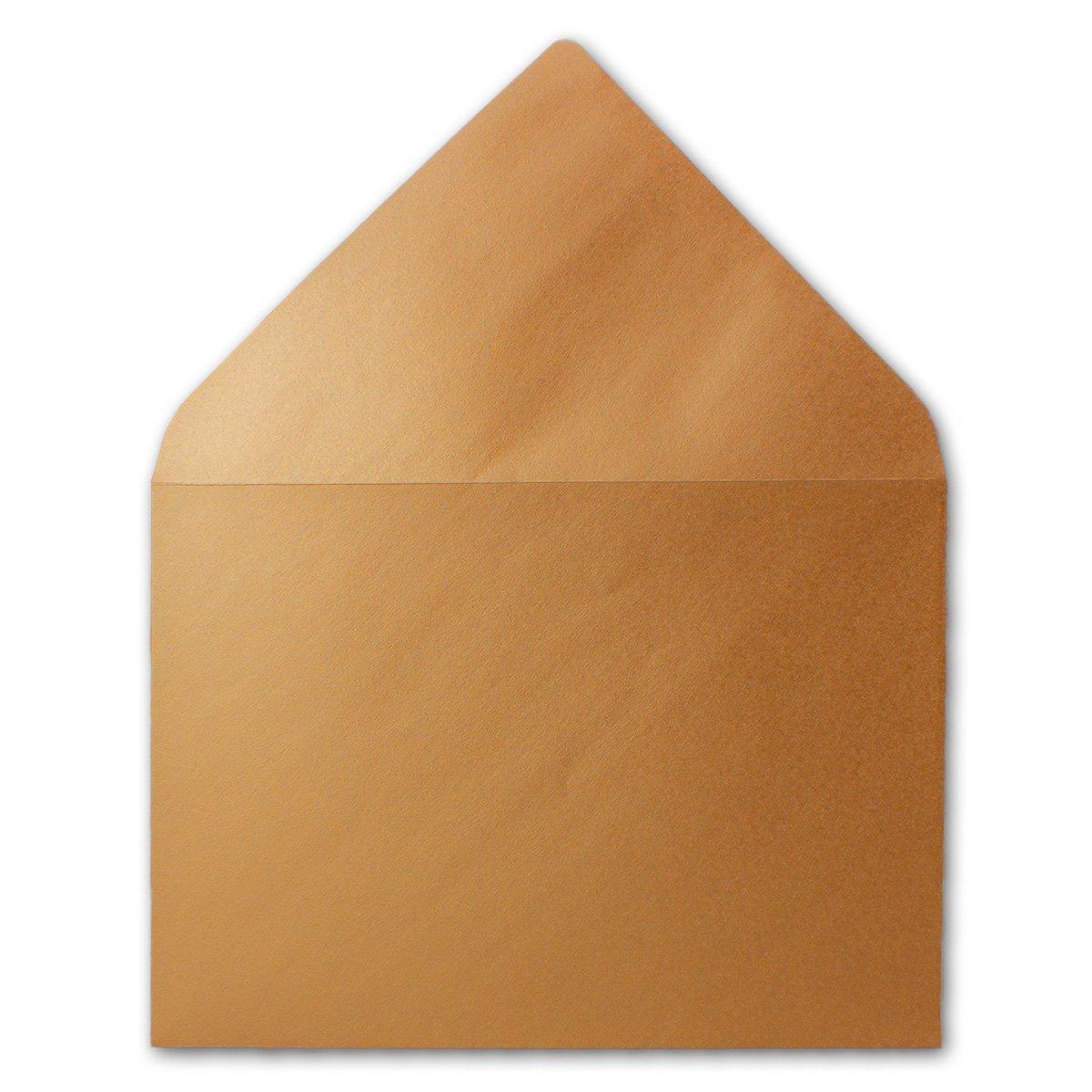 Brief-Umschläge in Nachtblau   150 Stück   DIN DIN DIN C5 KuGrüns 220 x 154 mm - Nassklebung ohne Fenster - Weihnachten, Grußkarten   Serie FarbenFroh® B07BQRRP6L Grukarten & Einladungsumschlge Menschliche Grenze 781c2b