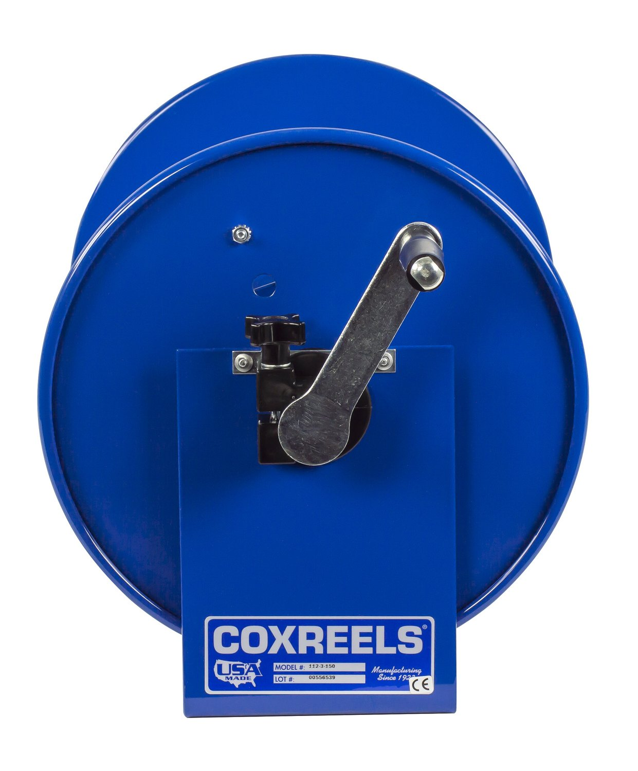 Coxreels 117-3-250 Compact Hand Crank Hose Reel, 4,000 PSI, Holds 3/8'' x 250' Length Hose, Hose Not Included by Coxreels (Image #4)