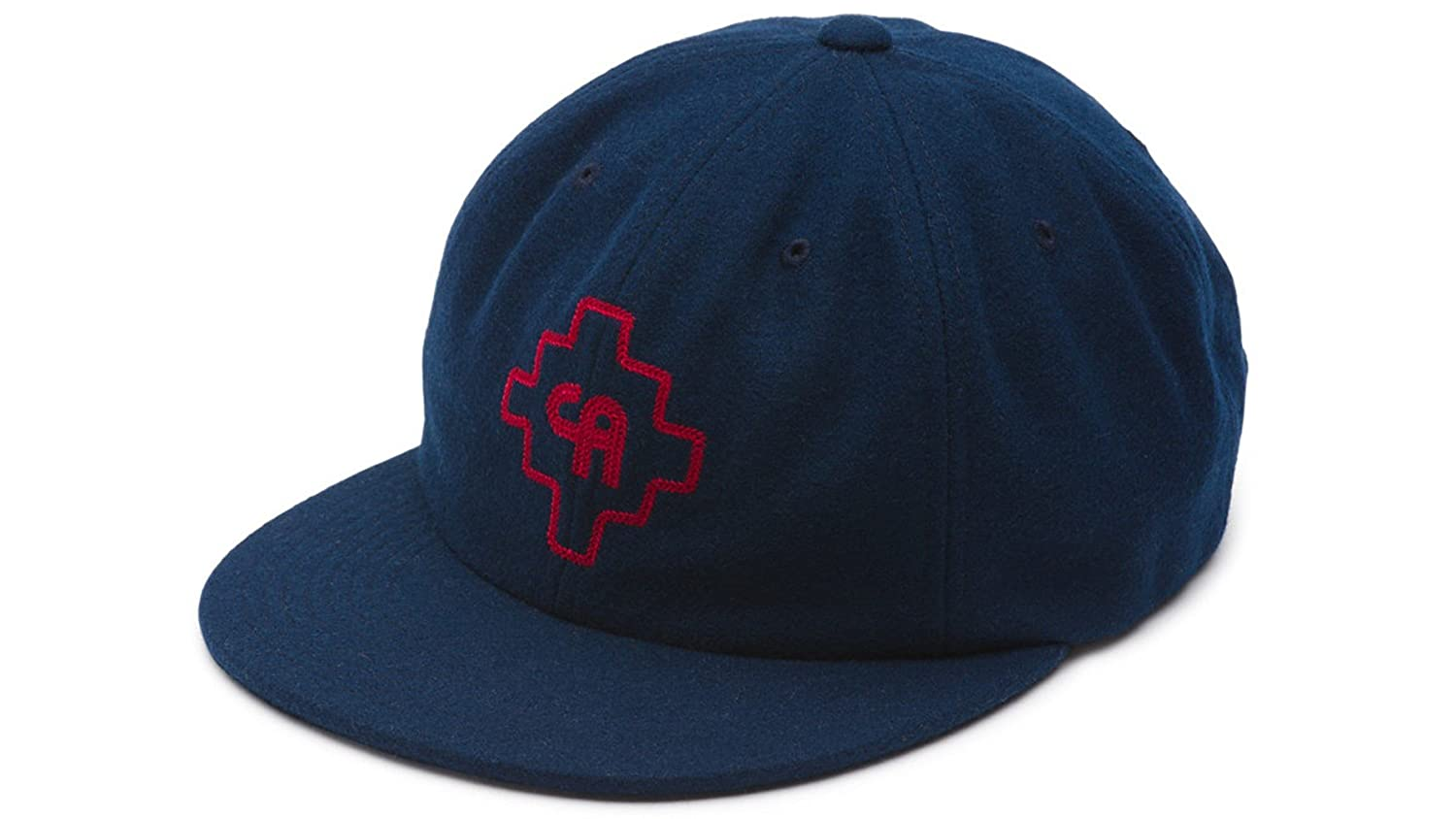 Amazon.com  Vans Shoes Off The Wall Men s Jarvis California Collection  Strapback Hat Cap - Navy  Clothing 99302a9bccc