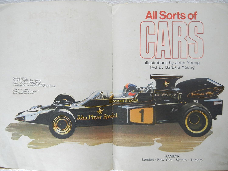 Amazon.com: Libro antiguo – todos los tipos de coches por ...