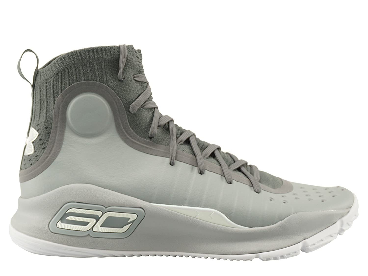 best service f2962 9ff7c Under Armour Curry 4 Gray