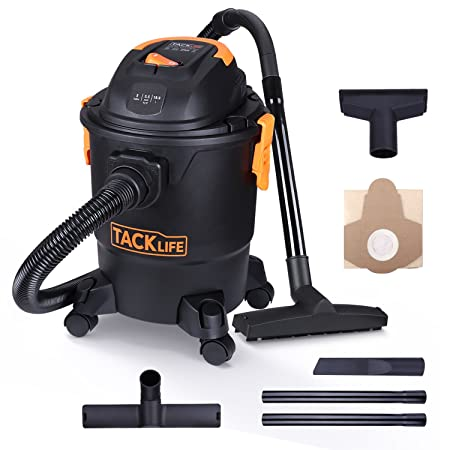 Tacklife Wet And Dry Vacuum Cleaner PVC01A Vac 189L Capacity 1000W