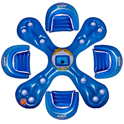 RAVE Sports Ahh-Qua bar W/4 Solar Seats: Toys & Games