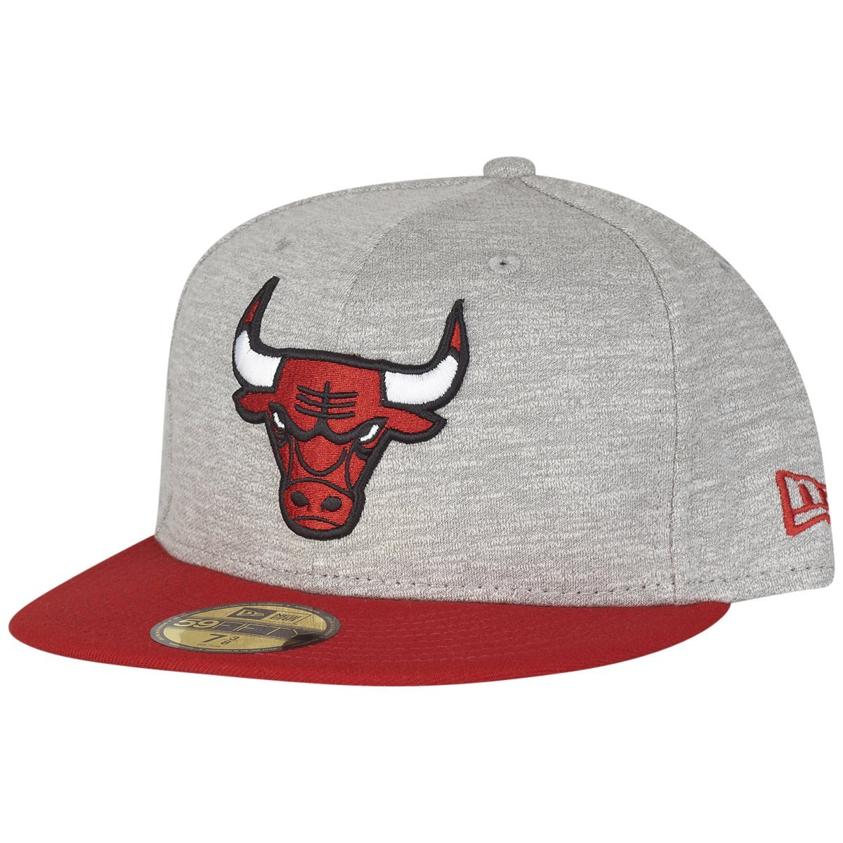 New Era NBA CHICAGO BULLS Heather Pop 59FIFTY Cap