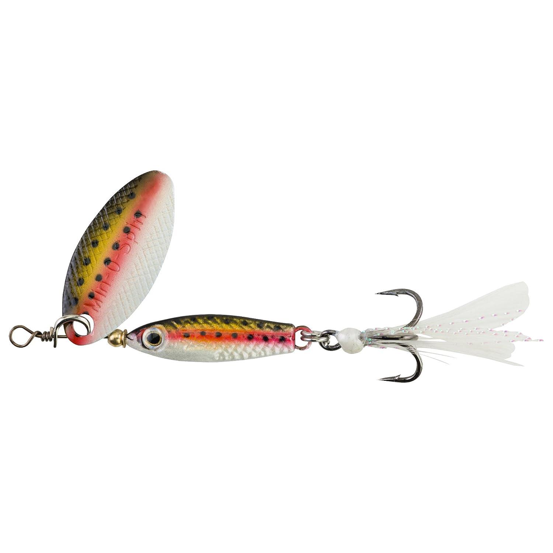 大人気 Johnson Min-O 1/8-Ounce|Trout Spin ハードベイト Min-O B00M9GAJJA 1 1/8-Ounce/8-Ounce|Trout Trout 1/8-Ounce, ヘキチョウ:c962f175 --- arianechie.dominiotemporario.com