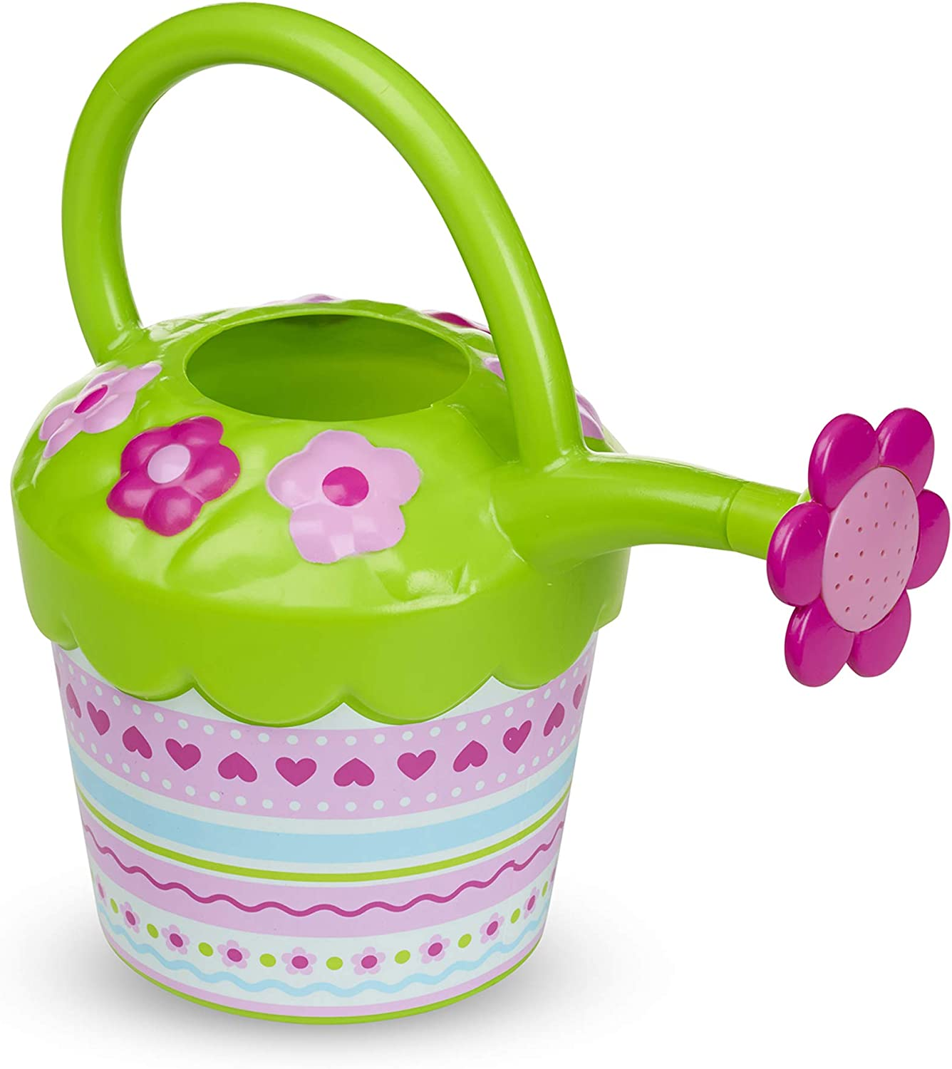 Melissa & Doug Pretty Petals Watering Can: Toy: Toys & Games