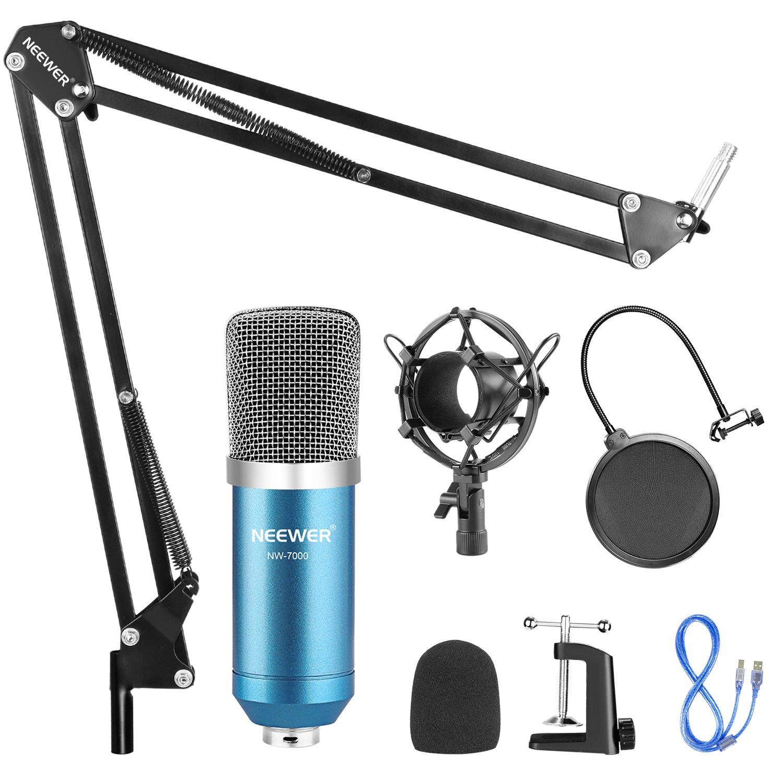 Heimelektronik Zubehör Mikrofonstativ Mic Studio Mikrofon Studio Mikrofon Anti-vibration Schock Halterung Für Standard Mikrofonständer