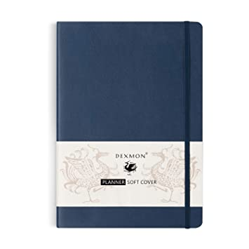 amazon com planner 2019 dexmon daily weekly monthly personal