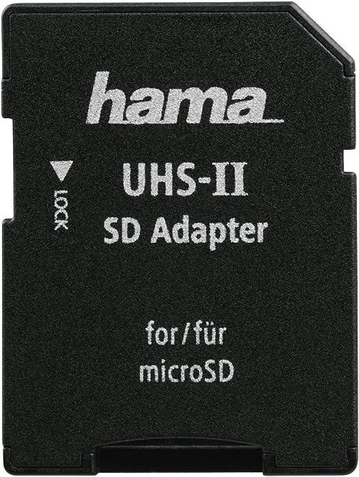 Adpater Microsd Uhs Ii Auf Sd Uhs Ii Elektronik