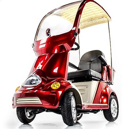 Amazon.com: EWHEELS EW-54 - Patinete eléctrico de 4 ruedas ...