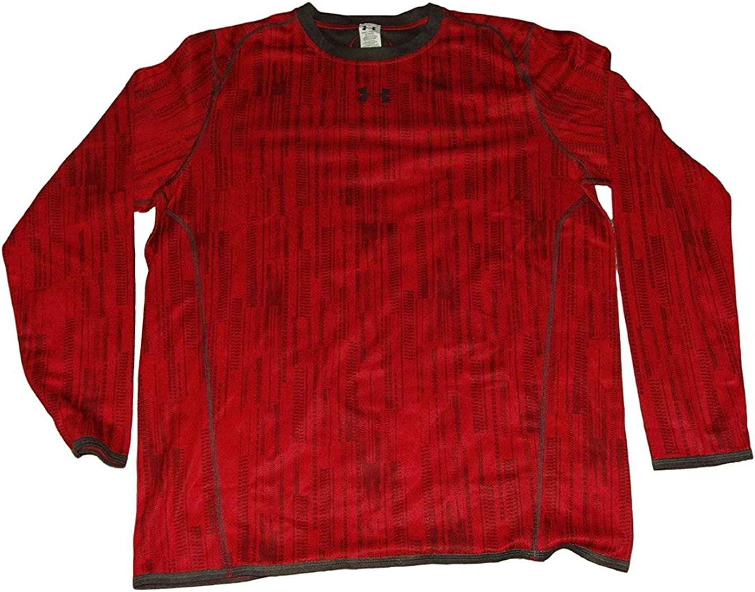 Under Armour Mens Cold Gear Fitted Reversible Shirt