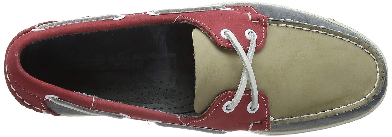 Sebago Mens Portland Spinnaker Nubuck Boat Shoes