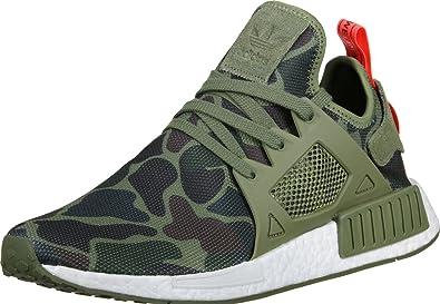 adidas green camo nmd