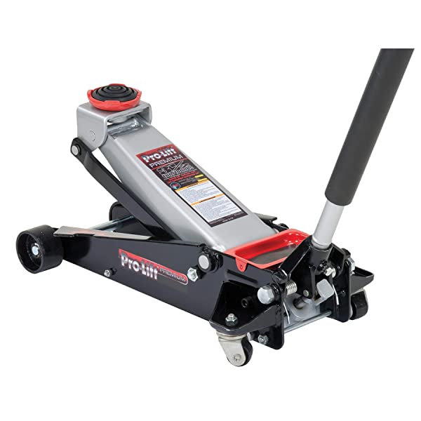 Pro-Lift G-737 Quick Lift Garage Floor Jack is one of the best floor jack that offers a quick lift for professional performance