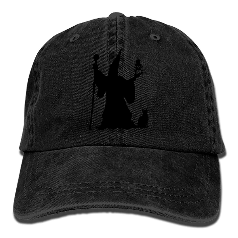 ArtsLifes Emu Bird Wings Australia Neck Stare Denim Hat Adjustable Mens Vintage Baseball Hats