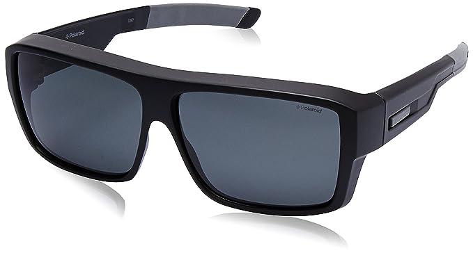 Amazon.com: Polaroid suncovers Fitover anteojos de sol 9001 ...