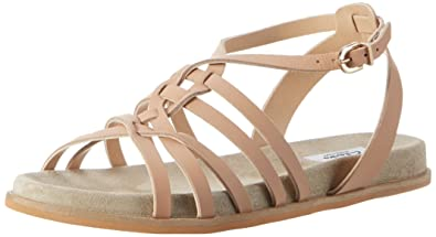 Womens Agean Art Wedge Heels Sandals, Off-White, 3.5 UK Clarks