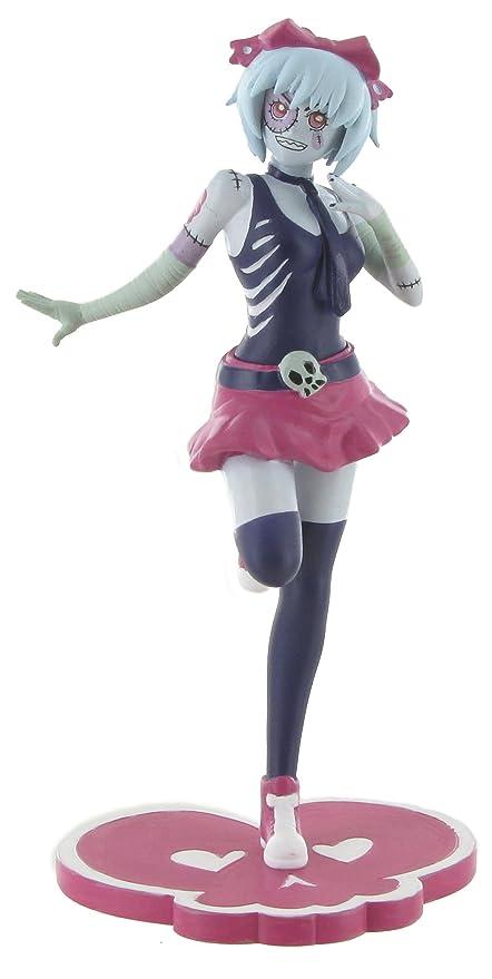 Amazon.com: The Rubius – Figure zombirella (COMANSI y99079 ...