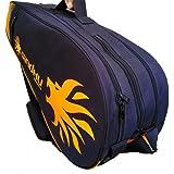 Sindhu Pro-3003 Badminton Racquet Kit Bag Cover Case (Multi Color)