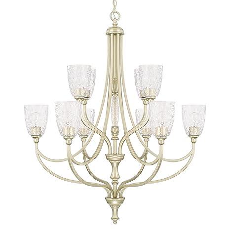 Amazon.com: CAPITAL iluminación 410801 – 302 Seaton 10 Luz 2 ...