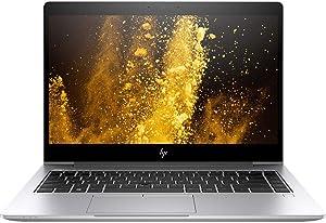 HP EliteBook 840 G6 Laptop, Intel Core i5-8265U, 8GB RAM, 256GB SSD, Windows 10 Pro 64-Bit (7KK13UT#ABA)