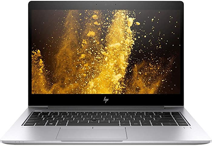 HP EliteBook 840 G6 Laptop, Intel Core i5-8265U, 8GB RAM, 256GB SSD, Windows 10 Pro 64-Bit (7KK13UT#ABA)